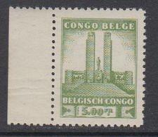 Belgisch Congo 1941 Monument Koning Albert I Te Leopoldstad 5 Fr  1w  ** Mnh (42933) - 1923-44: Ongebruikt