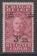 Belgisch Congo 1931 Stanley Ovptd 3.25F Op 3.50F  ** Mnh (42933B) - 1923-44: Ongebruikt