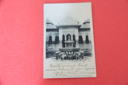 Andalucia Granada Alhambra 1904 - Espagne