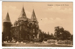 Gougnies - Château De M. Pirmez - 1942 - Edit. Au Castor - R. Soumillon-Vaneukem - 2 Scans - Gerpinnes