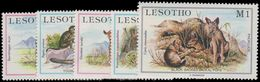 Lesotho 1984 Baby Animals Unmounted Mint. - Lesotho (1966-...)