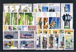 (020) DDR Posten/Lot Mit Kpl Sätzen **postfrisch - Lots & Kiloware (mixtures) - Max. 999 Stamps