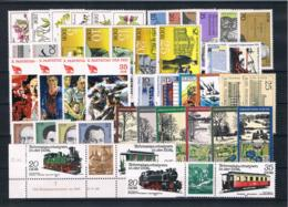 (024) DDR Posten/Lot Mit Kpl Sätzen **postfrisch - Lots & Kiloware (mixtures) - Max. 999 Stamps