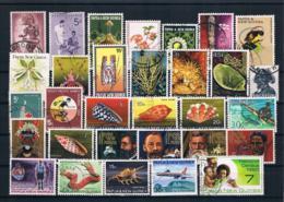 (060) Papua-Neuguinea Posten/Lot Gestempelt - Papua-Neuguinea