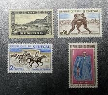 SENEGAL  STAMPS  Mixed Dates   MNH   ~~L@@K~~ - Senegal (1960-...)