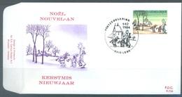 BELGIUM - 1.12.1984 - FDC - EUROPA  -  RODAN 739 LEDE - COB 2155  -  Lot 19593 - 1981-90