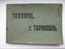 POLAND UKRAINE TARNOPOL TERNOPIL ,  PHOTO BROCHURE  , 0 - Ukraine