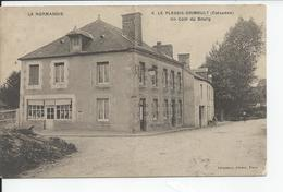 LE PLESSIS GRIMOULT   Un Coin Du Bourg 1913 - Frankreich