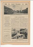 2 Scans Dépôt Pénitentiaire De Saint-Martin-de-Ré Prison  226CH5 - Vecchi Documenti