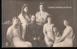 La Famille Imperiale De Russie - Guerra 1914-18