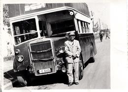 BUS - YUGOSLAVIA 1957 - Buses & Coaches