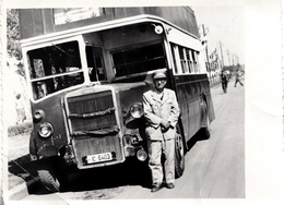 BUS - YUGOSLAVIA 1957 - Autobus & Pullman