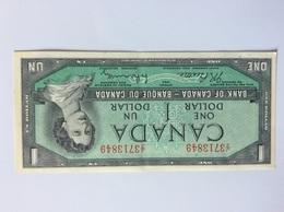 CANADA 1 DOLLAR 1954 EF - Canada