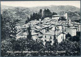 °°° Cartolina N. 4 Orvinio Staz.climatica Panorama Nuova °°° - Rieti