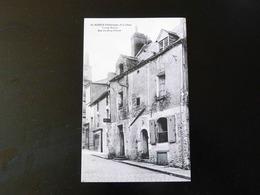 NANTES   PITTORESQUE ET CURIEUX   VIEILLE MAISON - RUE GEOFFROY DROUET - Nantes