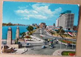 MONDOSORPRESA, CAIRO (EGITTO) NILO ED HILTON HOTEL, ANIMATA, VIAGGIATA - Cairo