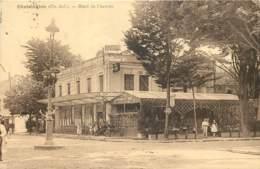 17 - CHATELAILLON - Hotel De L'Arrivée En 1942 - Châtelaillon-Plage
