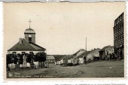 Chiny - Entrée Du Village - Hôtel De La Semois - Edit. Collin-Longueville - 2 Scans - Chiny