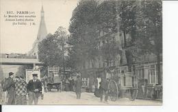 PARIS  Le Marche Aux Meubles  Avenue Ledru Rollin L - France