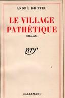 DHOTEL - LE VILLAGE PATHETIQUE - Champagne - Ardenne
