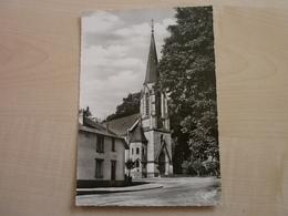 Carte Ancienne ST AVOLD église - Saint-Avold