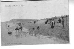 SAINT AUBIN SUR MER  La Plage - Saint Aubin