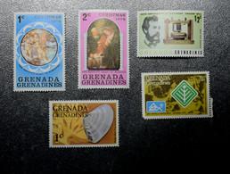 GRENADA  STAMPS  Mixed Dates   MNH   ~~L@@K~~ - Grenada (1974-...)