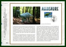 France CEF N° 1502 Allosaure Yv. 3334 Préhistoire 2000 - Postzegels