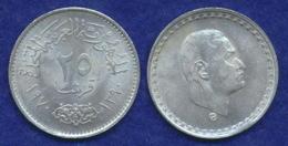 Ägypten 25 Piaster 1970 Nasser Ag720 6,25g - Egypt