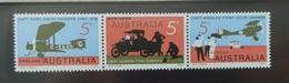 Australia 1970. 50th Anniversary Of First England - Australia Flight. Stamp Set. MNH - 1966-79 Elizabeth II