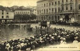 42 - RIVE De GIER -- Concours De Natation./ A 446 - Rive De Gier