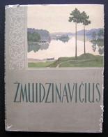 Lithuanian Book / Antanas Žmuidzinavičius 1957 - Bücher, Zeitschriften, Comics