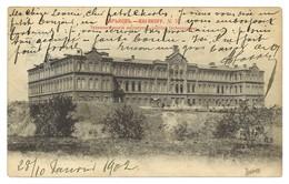 Carte Postale Ancienne Russie Kharkoff. Institut Technologique. - Russie