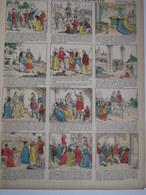 IMAGE D'EPINAL PELLERIN Ca 1900 : PERINAIK : UNE SUIVANTE DE JEANNE D'ARC - Vieux Papiers