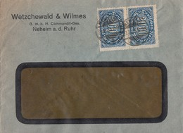 DR Brief Mef Minr.10x 253 Neheim 27.8.23 - Germany