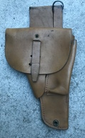 Holster Pour PA MAC 50 - Indochine - TBE ! - Equipement