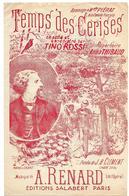 Temps Des Cerises - Tino Rossi  (p J.B. Clément;  M : A. Renard) - Music & Instruments
