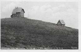 AK 0248  Wolfsberger Hütte Auf Der Saualpe - Verlag Knollmüller Um 1932 - Wolfsberg