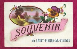 14/ CALVADOS...Souvenir De SAINT PIERRE La VIEILLE - Autres Communes