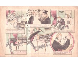 IMAGE D'EPINAL PELLERIN Ca 1900 : TOUT CE QUI BRUIT N'EST PAS SOURIS - Documentos Antiguos