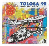 BLOC NEUF** CNEP N°20 - Toulouse 1995 - TOLOSA 95 - Salon Philatélique Toulouse - CNEP
