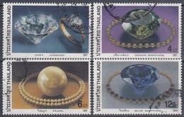 TAILANDIA 2001 Nº 1954/1957 USADO - Tailandia