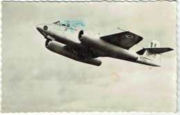 "Militaria. Avion ""Sapphire Meteor"" Vliegtuig. - 1946-....: Era Moderna"