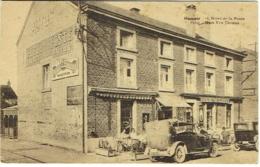 Hamoir. Hôtel De La Poste. Garage Pour Autos. Prop. Mme. Vve. Thonus. - Hamoir