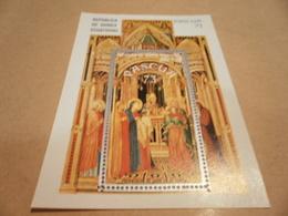 Miniature Sheet Easter 1973 Perf - Equatorial Guinea