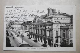 REIMS Le Théâtre 51 MARNE - Reims