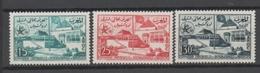 Maroc N°383 à 385** - Marokko (1956-...)