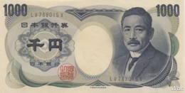 Japan 1000 Yen (P100b) (Pref: LW) -UNC- - Giappone