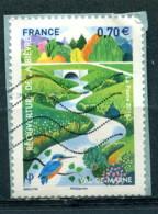 France 2016 - YT 5105 (o) Sur Fragment - Oblitérés