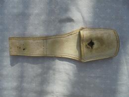 Porte Glaive Modele 1831 De Troupe De Garde National Et Cantiniere 2 Empire - Equipement